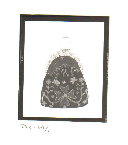 Hede sockendräkt kjolväska foto